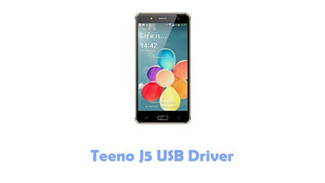 Download Teeno J5 USB Driver