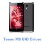 Download Teeno M3 USB Driver