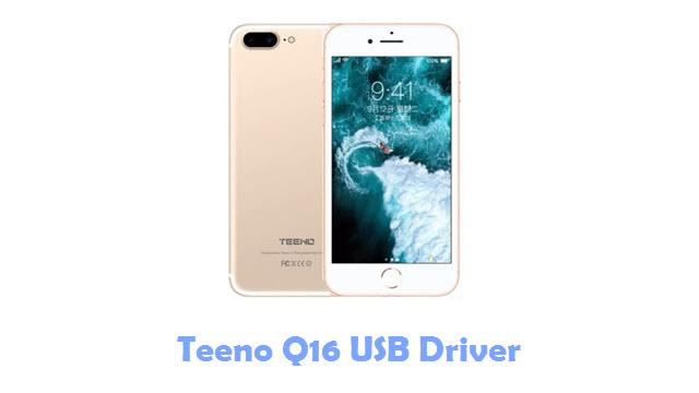 Teeno Q16 USB Driver