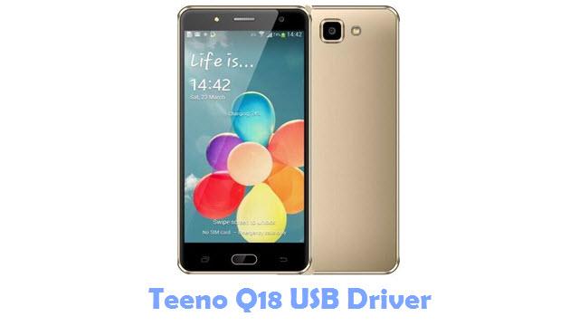 Download Teeno Q18 USB Driver
