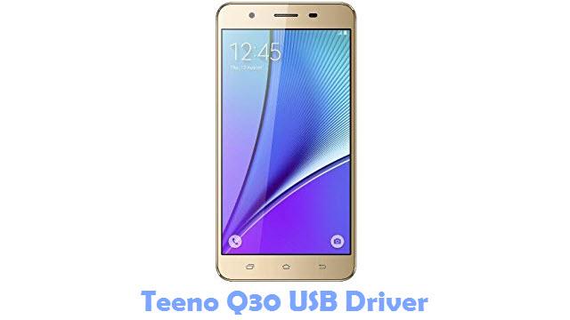 Teeno Q30 USB Driver