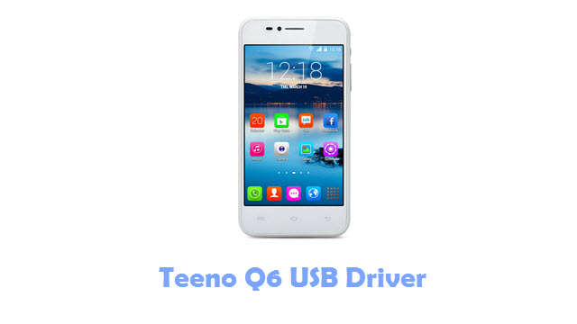 Download Teeno Q6 USB Driver