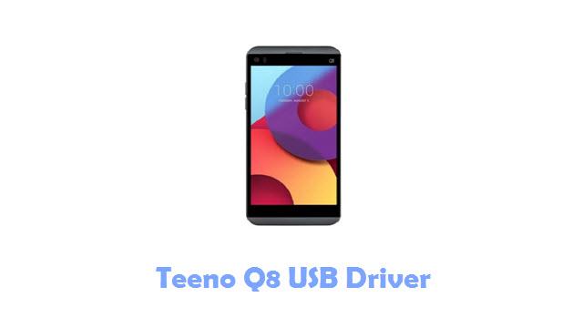 Download Teeno Q8 USB Driver