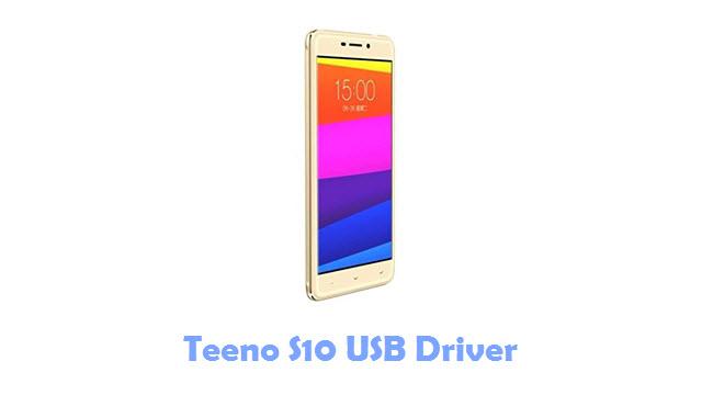 Download Teeno S10 USB Driver
