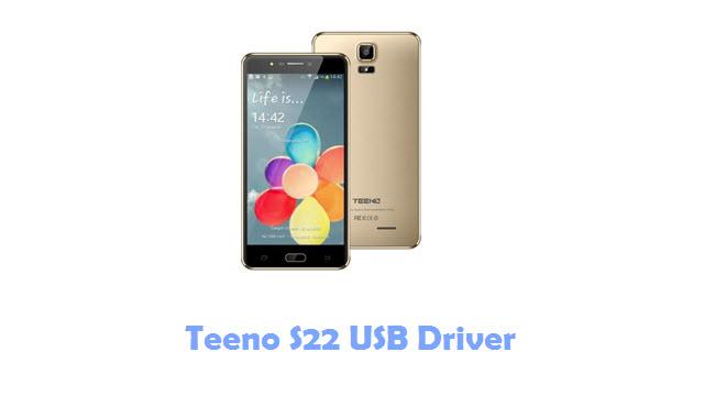 Download Teeno S22 USB Driver