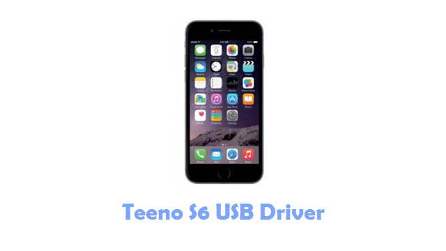 Download Teeno S6 USB Driver