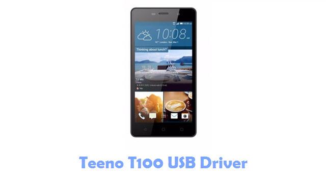 Download Teeno T100 USB Driver