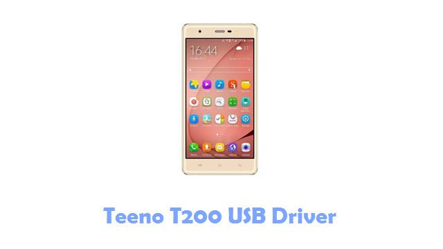 Teeno T200 USB Driver