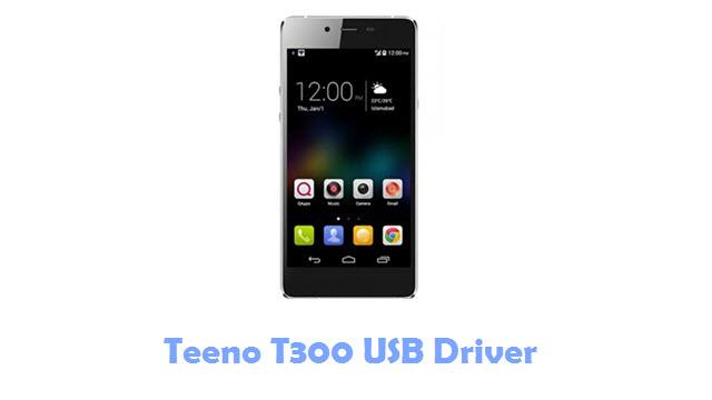 Download Teeno T300 USB Driver