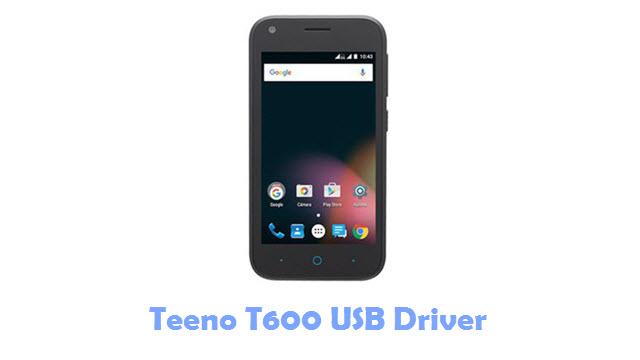 Download Teeno T600 USB Driver