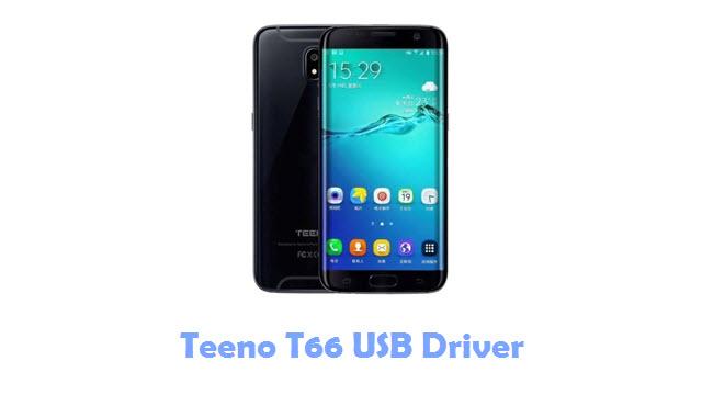 Teeno T66 USB Driver