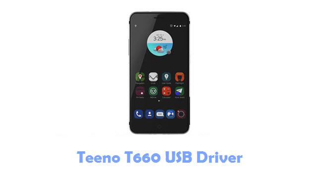 Download Teeno T660 USB Driver