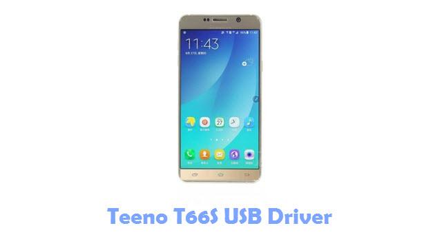 Download Teeno T66S USB Driver