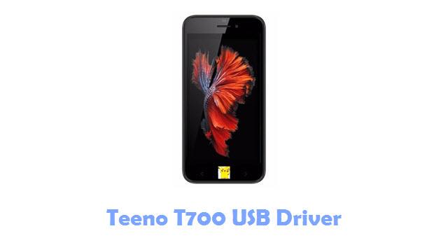 Download Teeno T700 USB Driver