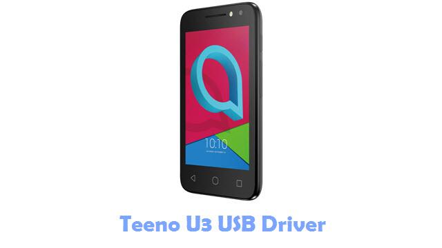 Teeno U3 USB Driver