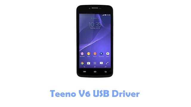 Download Teeno V6 USB Driver