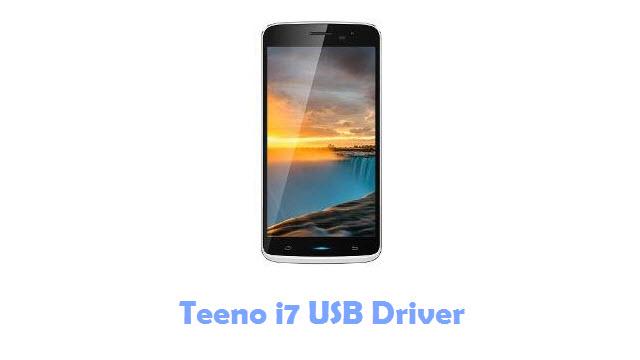 Download Teeno i7 USB Driver