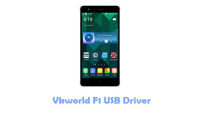 Download Vkworld F1 USB Driver