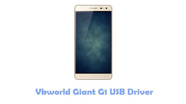 Download Vkworld Giant G1 USB Driver