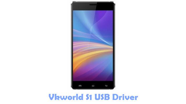 Download Vkworld S1 USB Driver