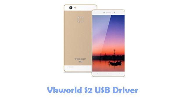 Download Vkworld S2 USB Driver