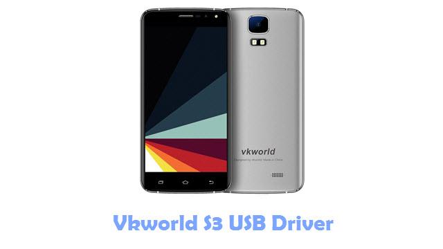 Download Vkworld S3 USB Driver