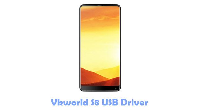 Download Vkworld S8 USB Driver