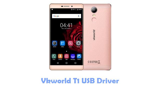 Download Vkworld T1 USB Driver