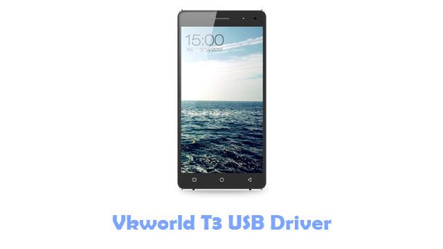 Vkworld T3 USB Driver