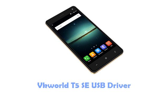 Vkworld T5 SE USB Driver