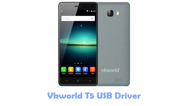 Vkworld T5 USB Driver