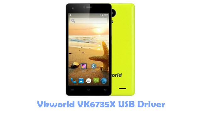 Download Vkworld VK6735X USB Driver