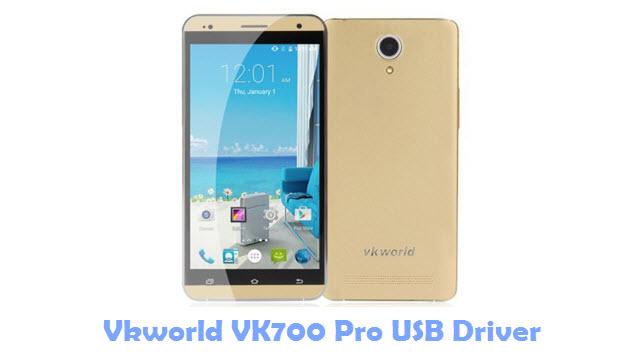 Vkworld VK700 Pro USB Driver