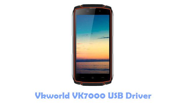 Download Vkworld VK7000 USB Driver