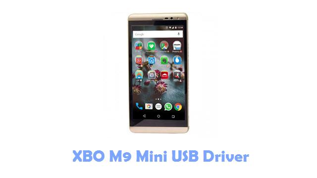 XBO M9 Mini USB Driver