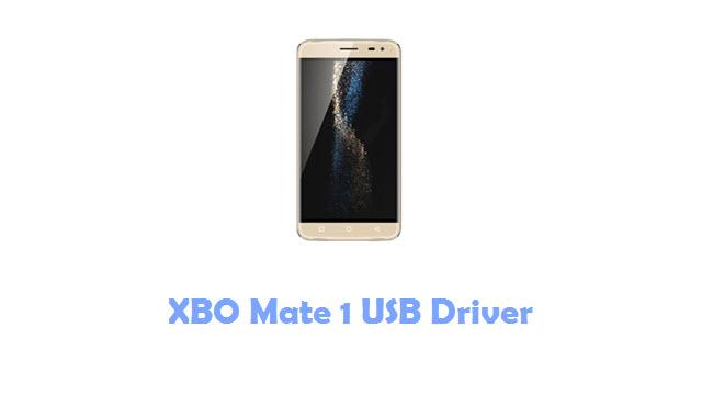 XBO Mate 1 USB Driver