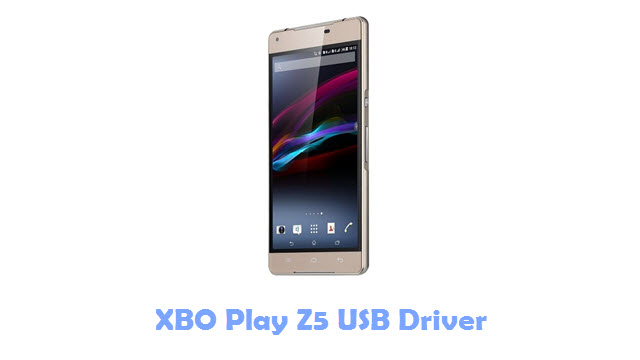 XBO Play Z5 USB Driver