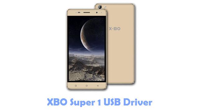 XBO Super 1 USB Driver