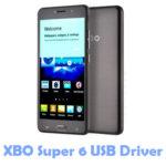 XBO Super 6 USB Driver