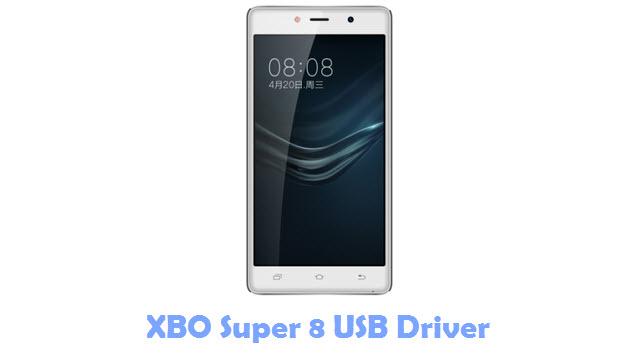 XBO Super 8 USB Driver