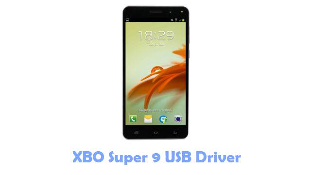 XBO Super 9 USB Driver