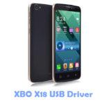 Download XBO X18 USB Driver