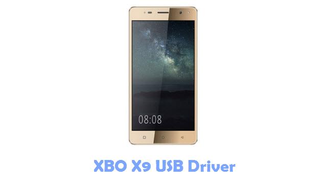 Download XBO X9 USB Driver
