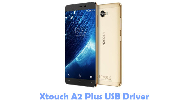 Xtouch A2 Plus USB Driver