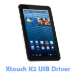 Download Xtouch K2 USB Driver
