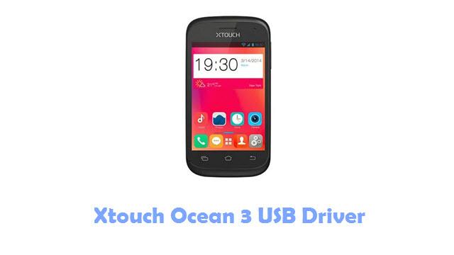 Xtouch Ocean 3 USB Driver
