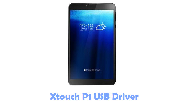 Download Xtouch P1 USB Driver
