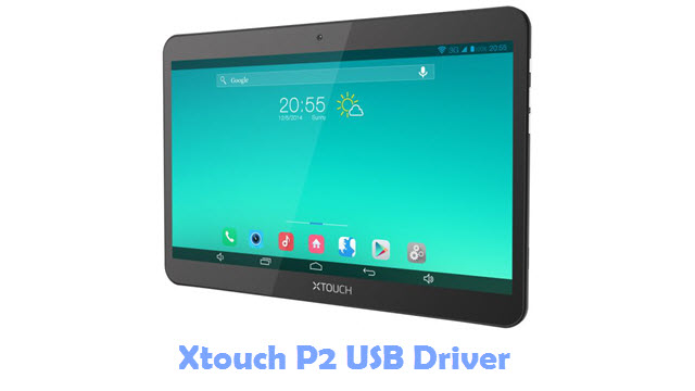 Download Xtouch P2 USB Driver