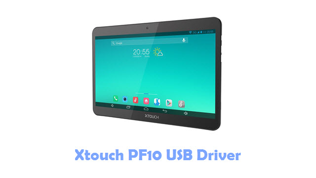 Download Xtouch PF10 USB Driver