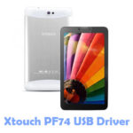 Download Xtouch PF74 USB Driver